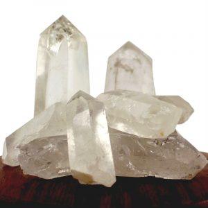 pointes de cristal