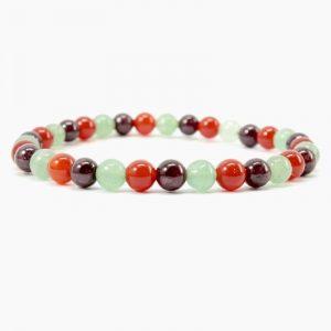 Bracelet perles de chance