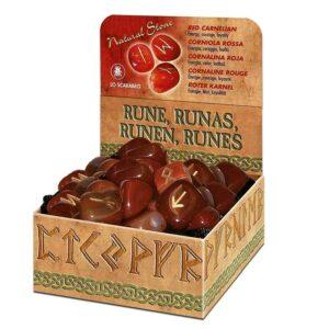 Runes cornaline