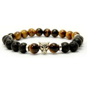 Bracelet Pantra oeil de tigre